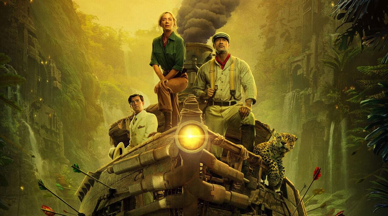 круиз по джунглям фильм