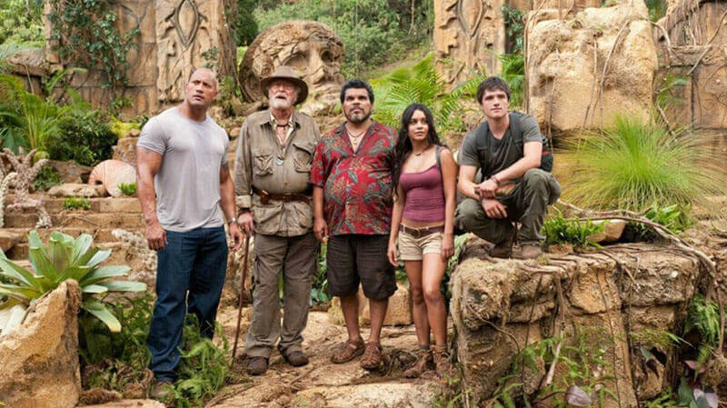 Когда точно выйдет фильм Круиз по джунглям