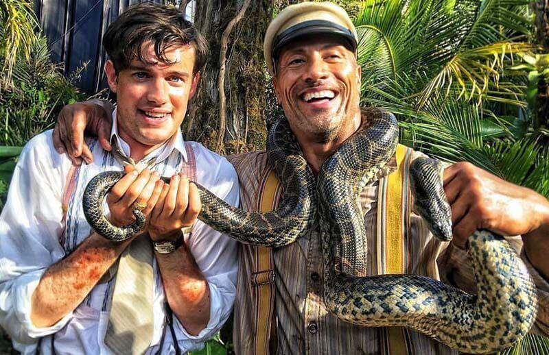 Будет ли выход фильма Круиз по джунглям