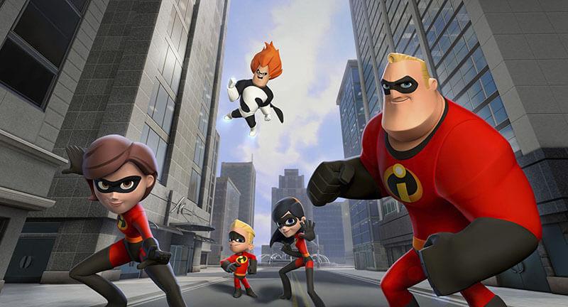 Суперсемейка 3 кадр из мультфильма