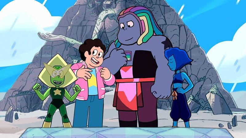 Вселенная Стивена 6 сезон кадр из 1 серии