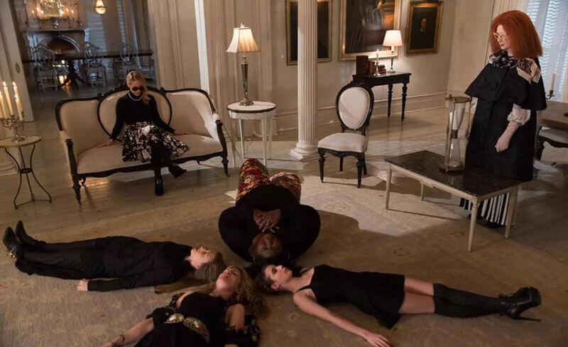 Когда точно выйдет сериал Американская история ужасов 10 сезон