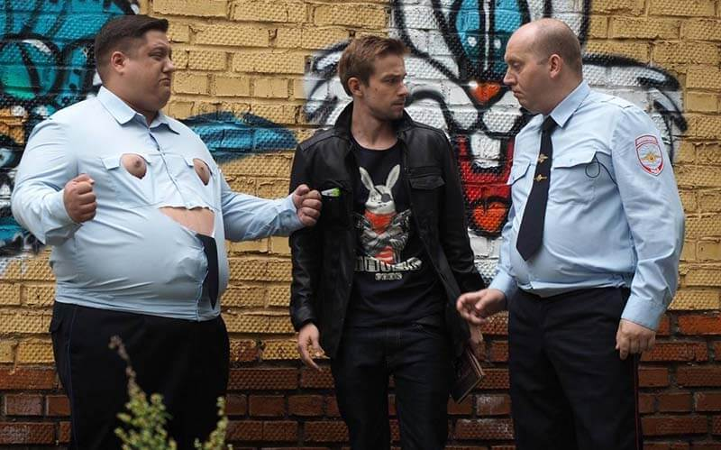 Полицейский с Рублевки 6 сезон кадр из 1 серии
