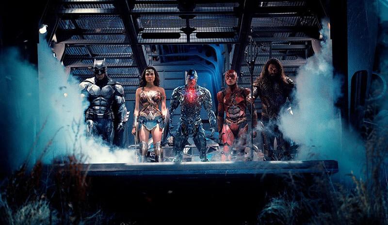 Лига справедливости 2 часть кадр из фильма