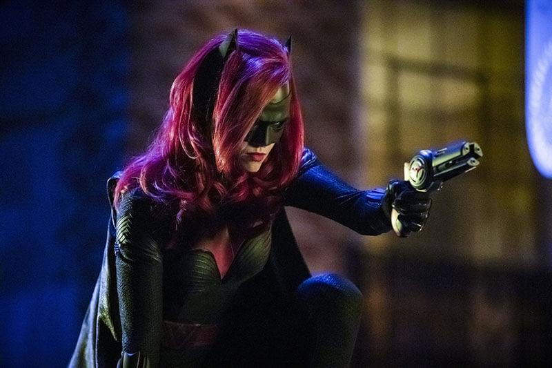 Бэтвумен кадр из 1 серии