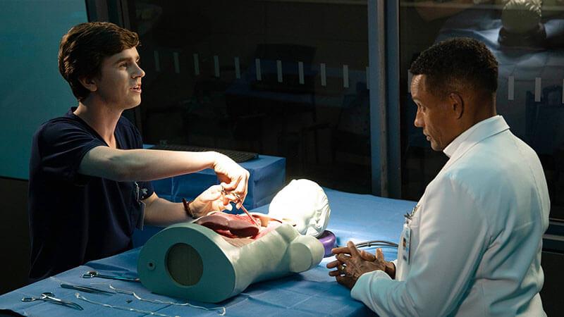 Даты выхода всех серий Хороший доктор 3 сезон