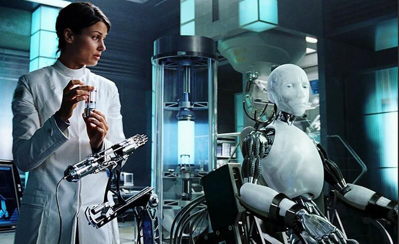 Я, робот 2 кадр из фильма