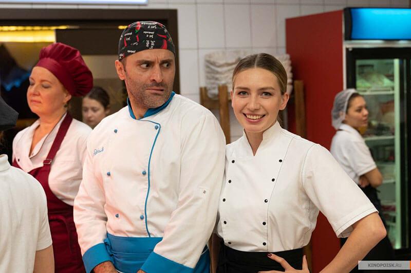 Будет ли показ сериала Кухня. Война за отель 2 сезон