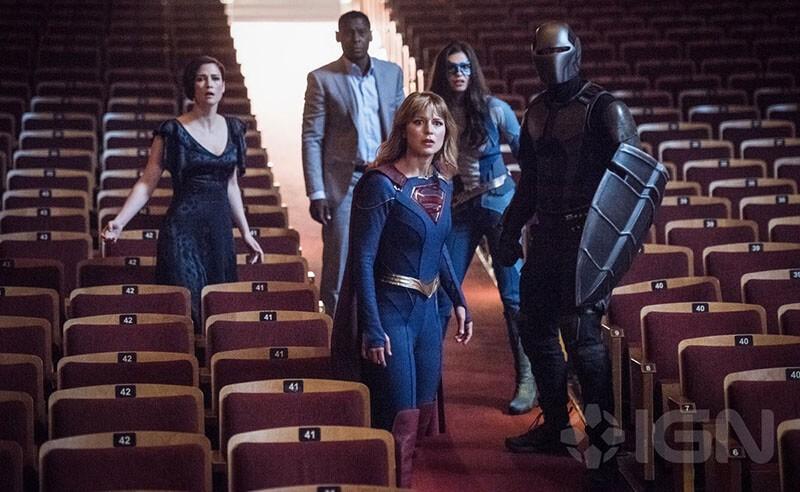 Когда точно выйдет сериал Супергерл 5 сезон