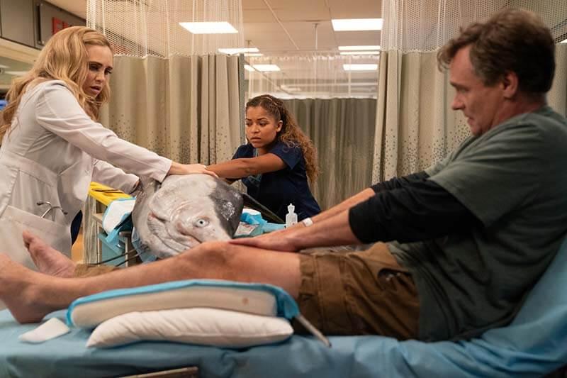 Хороший доктор 3 сезон кадр из 1 серии