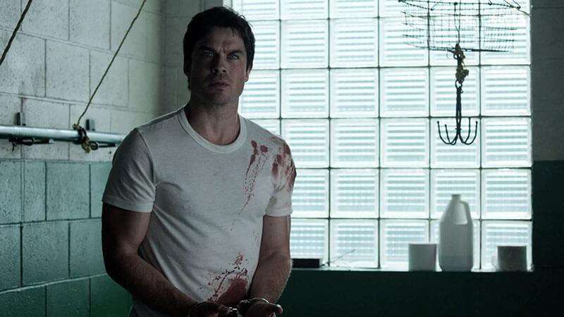 Вампирские войны 2 сезон кадр из 1 серии