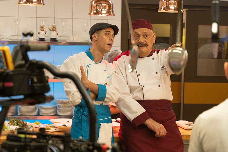 Кухня. Война за отель 2 сезон кадр из 1 серии