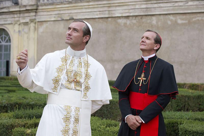 Расписание серий сериала Молодой Папа 2 сезон