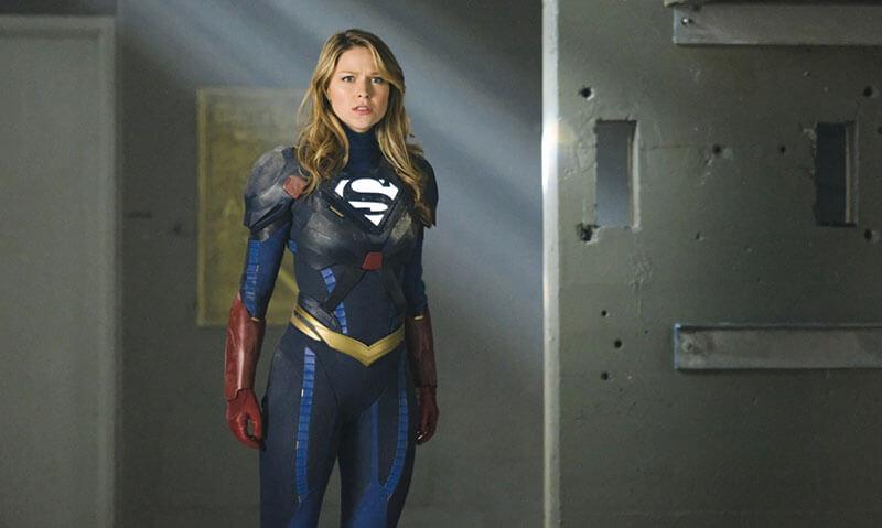 Супергерл 5 сезон кадр из 1 серии