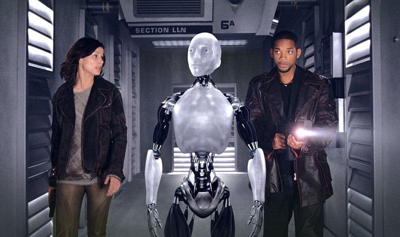 Будет ли выход фильма Я, робот 2