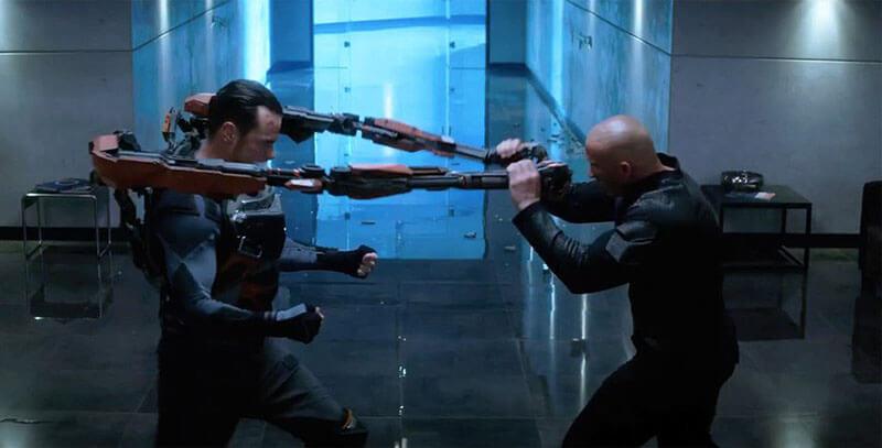 Бладшот кадр из фильма