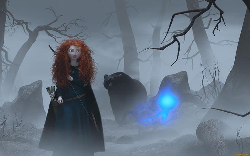 Храбрая сердцем 2 кадр из мультфильма