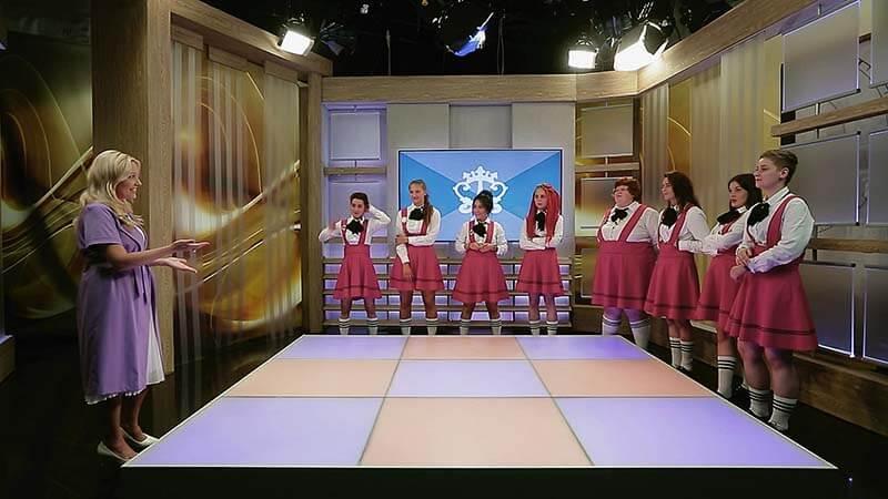 Пацанки 5 сезон кадр из шоу