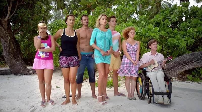 Остров 3 сезон кадр из 1 серии