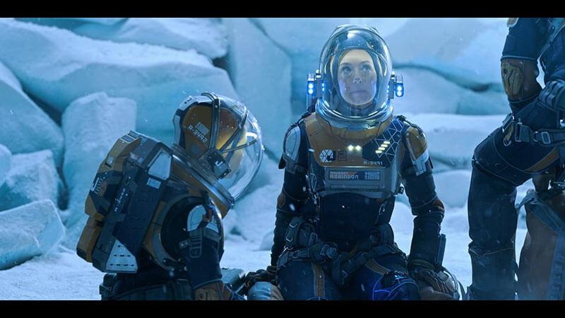 Затерянные в космосе 3 сезон кадр из 1 серии