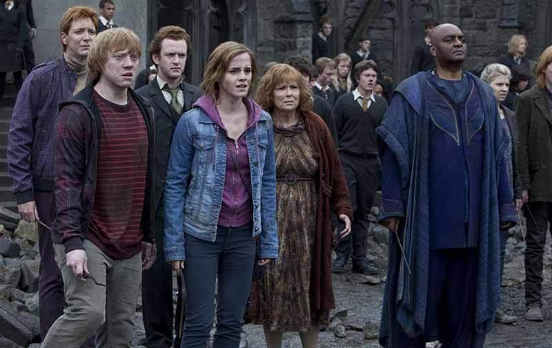 Дата выхода в России фильма Гарри Поттер и проклятое дитя