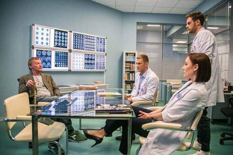 Дата выхода на канале Россия 1 Доктор Рихтер 4 сезон