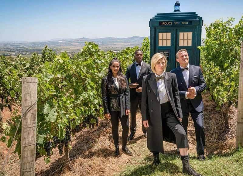 Когда точно выйдет Доктор Кто 13 сезон