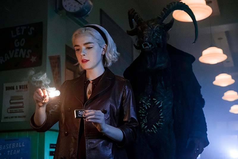 Будет ли выход сериала Леденящие душу приключения Сабрины 4 сезон