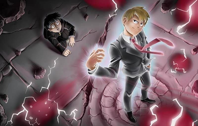 Будет ли показ аниме Моб Психо 100 3 сезон
