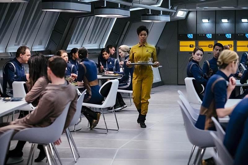 Дата выхода всех серий в России Звездный путь: Дискавери 3 сезон