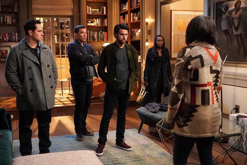 Как избежать наказания за убийство 7 сезон кадр из 1 серии