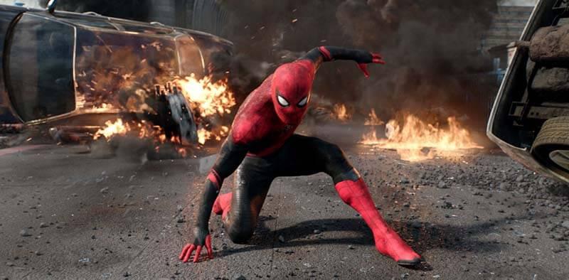 Человек паук 3 кадр из фильма