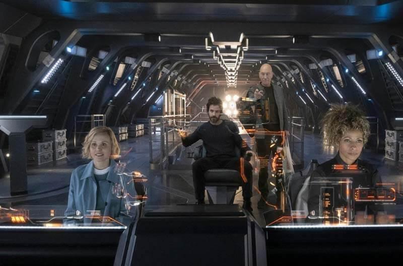 Дата выхода всех серий в России Звёздный путь: Пикар 2 сезон