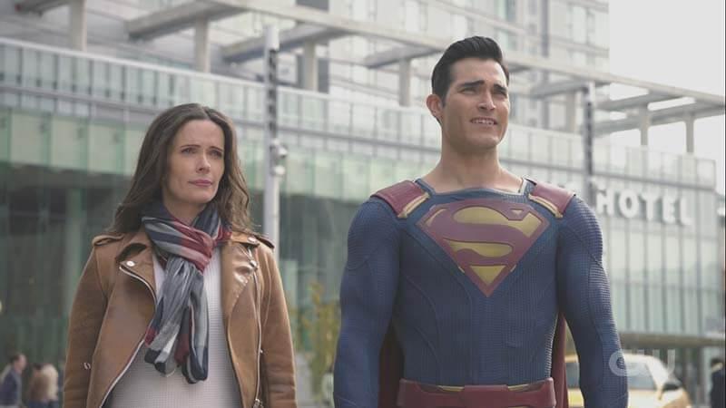 Дата выхода всех серий в России Супермен и Лоис