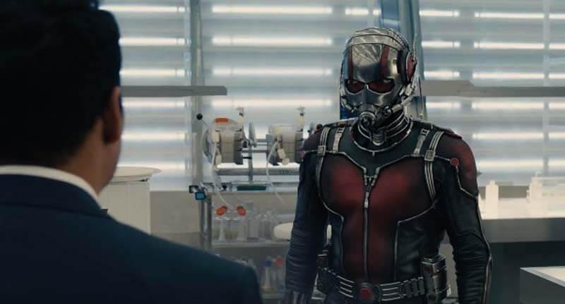 Дата выхода фильма в России Человек-муравей 3