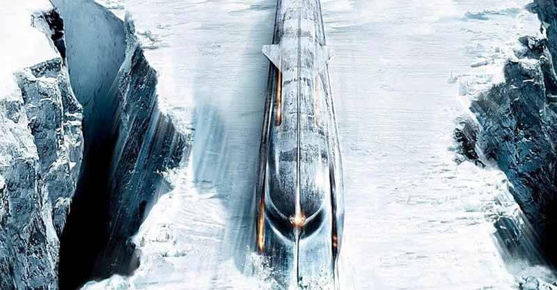 Дата выхода всех серий в России Сквозь снег
