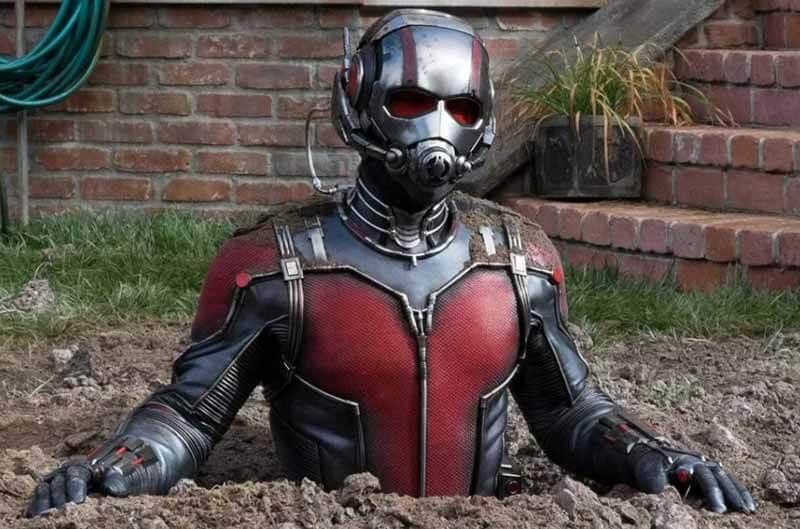 Будет ли показ фильма Человек-муравей 3