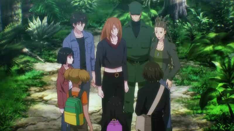 Когда точно выйдет аниме 7 семян 3 сезон