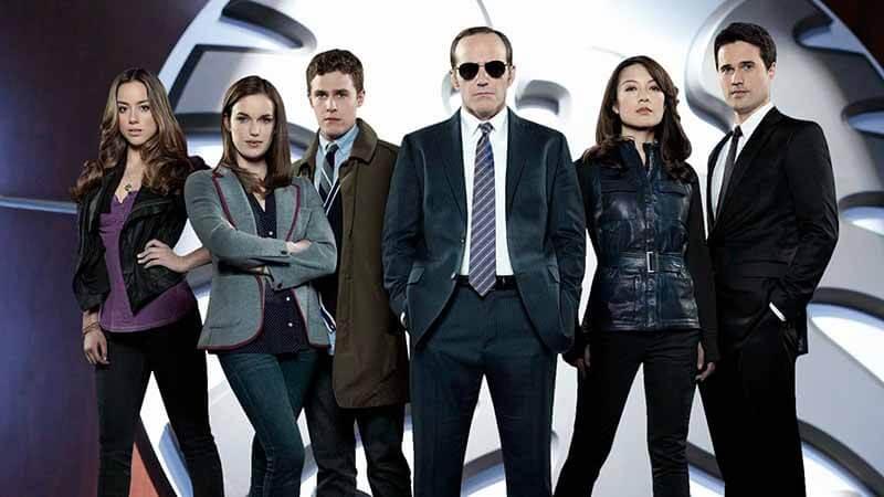 Дата выхода всех серий в России Агенты Щ.И.Т. 8 сезон