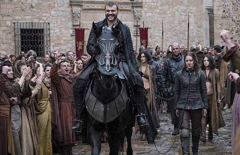 Дата выхода всех серий в России Игра престолов 9 сезон