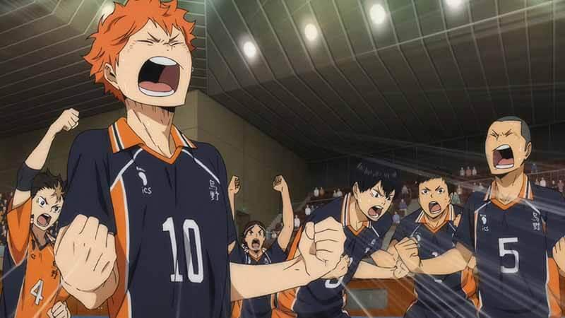 Когда точно выйдет аниме Волейбол 5 сезон
