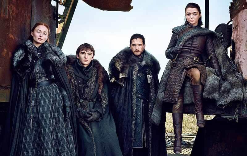 Когда точно выйдет сериал Игра престолов 9 сезон