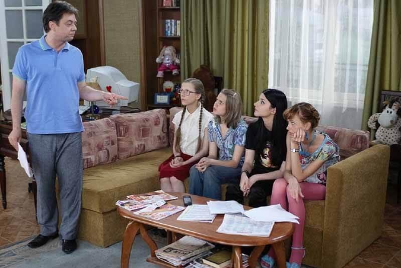 Дата выхода всех серий в России Папины дочки 21 сезон