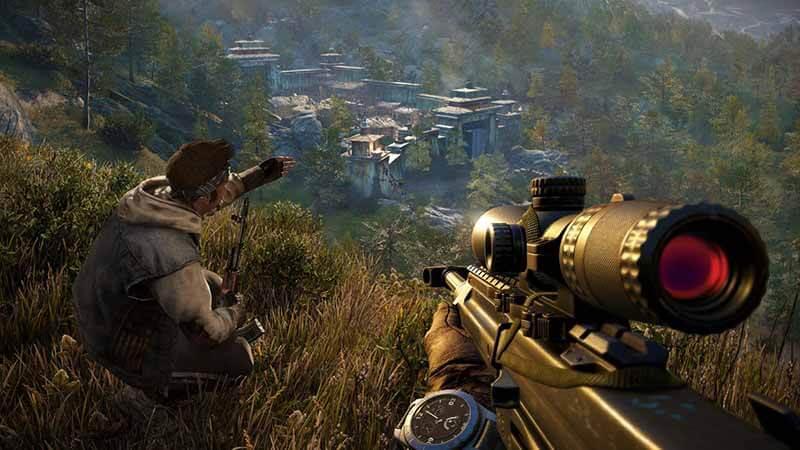 Дата выхода игры на PC Far Cry 6