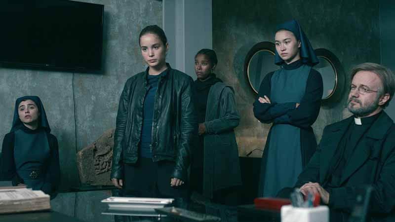 Дата выхода всех серий в России Монахиня-воин 2 сезон