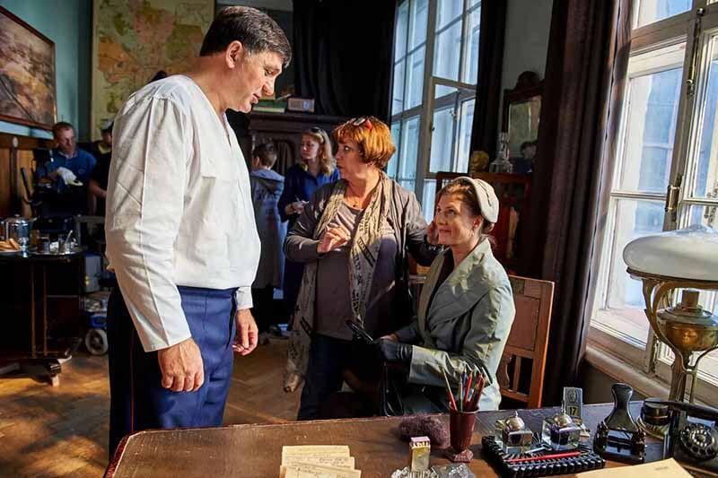 Дата выхода серий на Первом канале Шифр 2 сезон