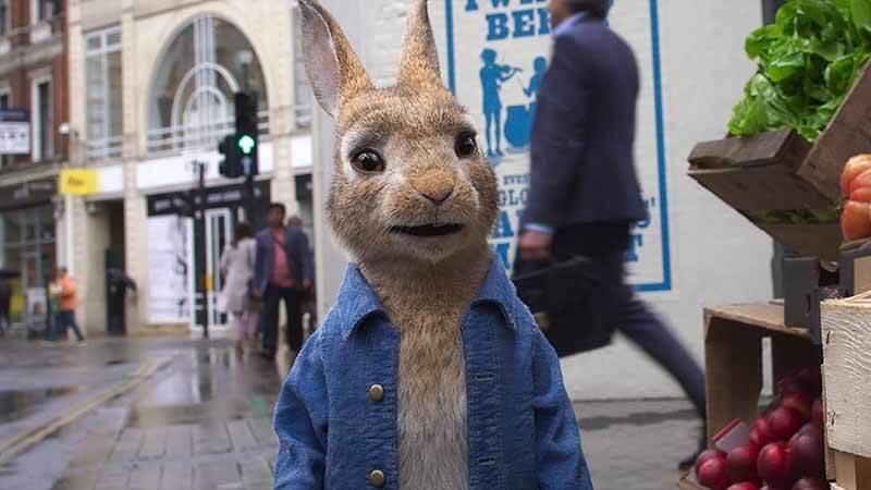 Дата выхода фильма в России Кролик Питер 2