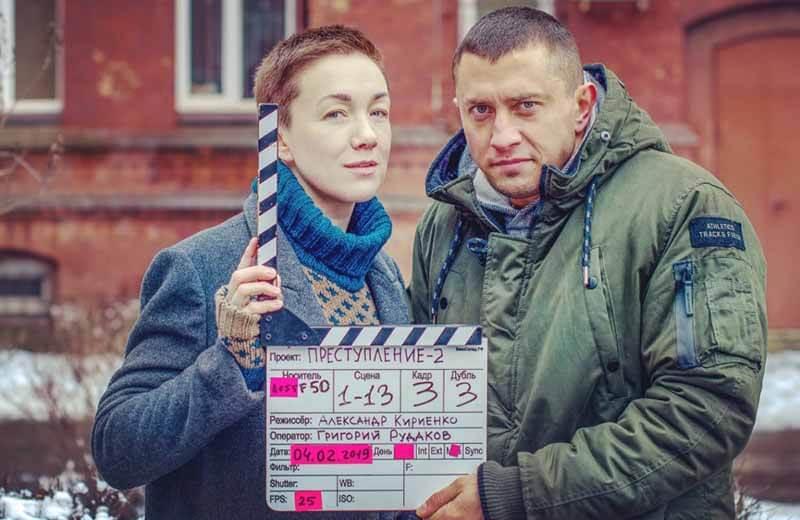 Дата выхода серий на Россия-1 Преступление 2 сезон