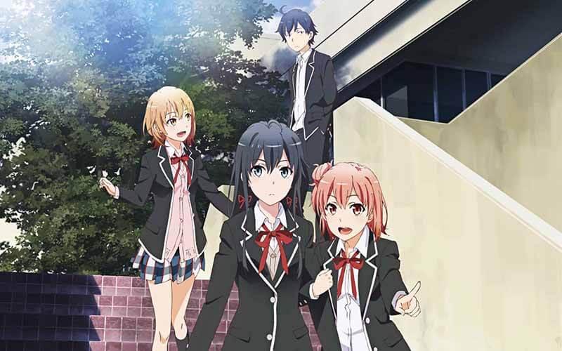 Будет ли выход аниме Как и ожидал, моя школьная романтическая жизнь не удалась 4 сезон