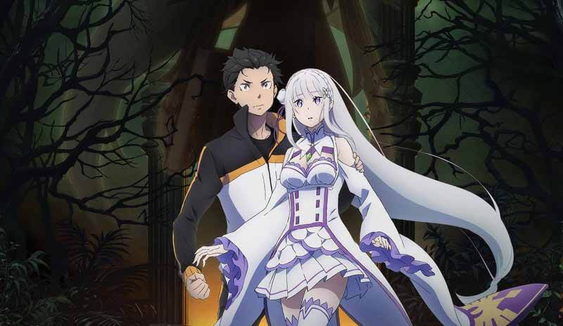 Будет ли выход аниме Re:Zero 3 сезон
